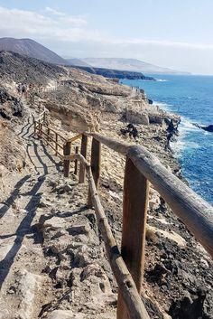 ajuy caves fuerteventura canary islands
