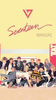 #seventeen #mansae