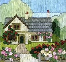 long stitch plastic canvas patterns - Google Search