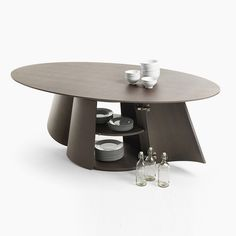 With the Botero Dining Table, Wood there's more than meets the eye. http://www.yliving.com/mogg-botero-dining-table-wood.html