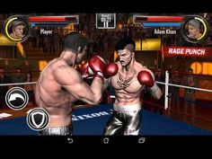 Царь бокса бои (punch boxing 3d)