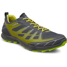 Men's Ecco Shoes Biom Trail Lite – $149.95 at www.shoemill.com #Supportive #Active