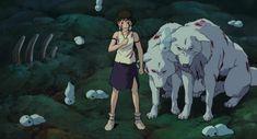 Studio Ghibli Art, Studio Ghibli Movies, Princess Mononoke Characters, Studio Ghibli Characters, Hayao Miyazaki, Art Background, Character Drawing, Totoro, Spirit Animal