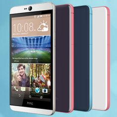 HTC Desire 826 unveiled