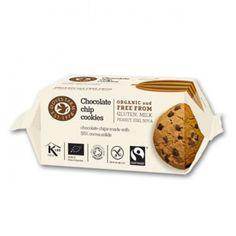 Chocolate chip cookies (Glutenvrij)