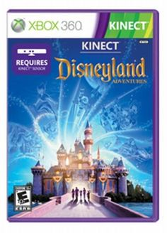 Kinect Disneyland Adventures - Xbox 360. $20 on Amazon (on wish list). Have heard good things about this game.
