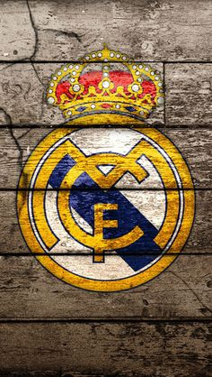 Real Madrid Logo Wallpaper Plus Real Madrid 2014, Real Madrid Club, Ronaldo Real Madrid, Real Madrid Logo Wallpapers, Football Art, Football Players, Pop Art Design, Cool Sports Cars, How To Antique Wood