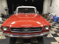 1965 Ford Mustang Convertible (new top) | eBay