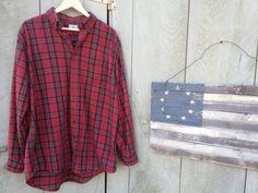 Vintage flannel.