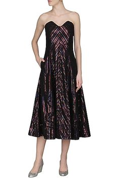 f10aa15ecd Featuring a red maxi dress in viscose georgette base with tribal ...