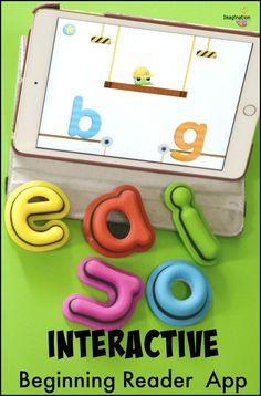 Beginning Reader App