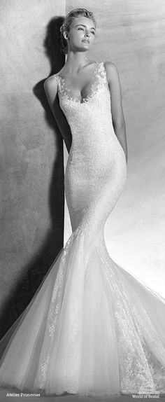Atelier Pronovias 2016 Wedding Dress