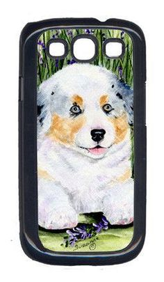 Australian Shepherd Cell Phone Cover GALAXY S111