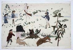 Jockum Nordström » Survey: Selected Works » David Zwirner http://www.davidzwirner.com/artists/jockum-nordstrom/