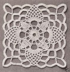 crochet motifs - Google Search