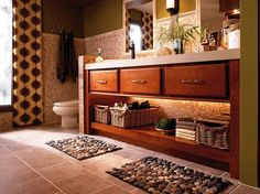 Bathroom mats beauty safety and comfort photo 16