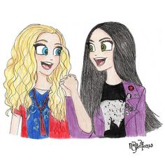 Shelby and Cyd! ⏰✨ #BestFriendsWhenever Congrats for the second season!!! Tag your best friend! You might like to do with your best friend in the future? That you'd like to do with your best friend you've done before? . Landry retwitt on twitter! :)