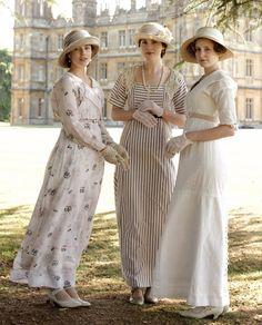 edwardian fashions | Downton Abbey Edwardian fashion