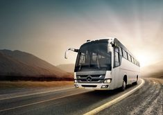 Buses for Africa: Daimler launches two locally built Mercedes-Benz models for Kenya - Daimler Global Media Site Mercedes Bus, Mercedes Benz Models, Underwater City, G63 Amg, Air Tickets, Aston Martin, Kenya, Africa, Product Launch