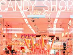 Take Me To The Candy Shop!