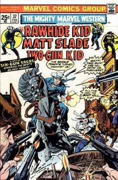 Mighty Marvel Western 37 - Gil Kane