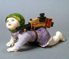 Nuala Creed, Babes in Arms, 2007.