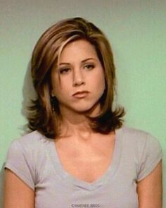 front wave hairstyle : jennifer aniston hair I think Ross just said they were on a break !!!