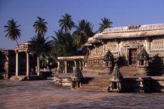 Belur, temple Channekeshava