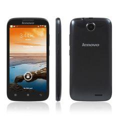 "Lenovo A560 Quad-core Android 4.3 5.0"" Screen, Wi-Fi and GPS - Black 4GB dual sim di MARCOPOLOITALY su Etsy"
