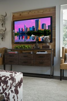 Tv niche design ideas wall decor ideas build a wood television niche living room Living Room Tv, Home And Living, Niche Living, Living Spaces, Tv Decor, Wall Decor, Home Decor, Wall Behind Tv, Decor Around Tv