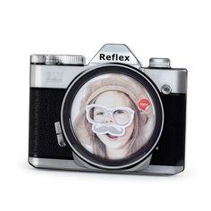 Portafotos Reflex