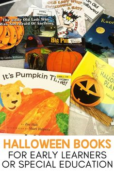 Halloween Activities for the Classroom - Teaching Special Thinkers