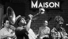 The Maison   Live Music Venue, Bar and Restaurant on Frenchmen Street in New Orleans, LA