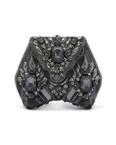 'penumbra' clutch bea valdes     couture lab