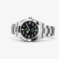 c0194924efe68 Discover the Air-King watch in Oystersteel on the Official Rolex Website.  Model