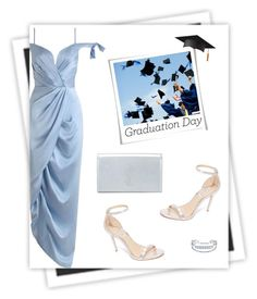 """Graduation Day!"" by rasa-j ❤ liked on Polyvore featuring GALA, Zimmermann, Rachel Zoe, Catherine Malandrino, Yves Saint Laurent, Graduation and womensFashion"