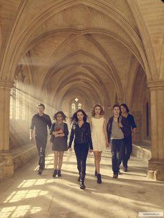 Vampire Academy Movie Promo