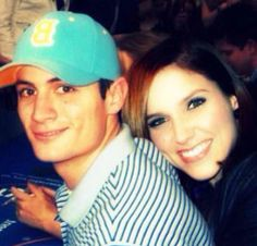 James Lafferty and Sophia bush oth family