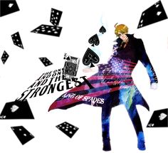 Seriously Spade by タフガイ - Hetalia - America / Alfred F. Jones
