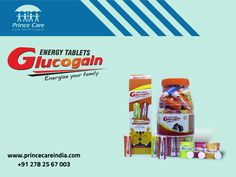 Glucogain tablet energize you anytime-anywhere with glimpse of flavor likely by children to adults. #Healthsupplement www.princecareindia.com Personal Care, Children, Health, Kids, Health Care, Child, Babys, Babies, Salud