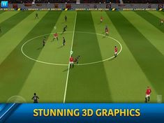Dream League Soccer 2019 Screenshot Football Video Games, Soccer Games, Play Soccer, Free Game Sites, Free Games, Android Mobile Games, Offline Games, Android Features, Play Hacks