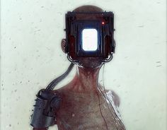 "Check out new work on my @Behance portfolio: ""Cyborg"" http://be.net/gallery/34108210/Cyborg"