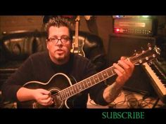 How to play Patience by Guns N Roses on guitar by Mike Gross