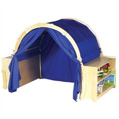 Perfect tent for my indoor camper