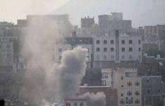 اخر اخبار اليمن - ميليشيا الحوثي تفصف الأحياء السكنية جنوبي تعز