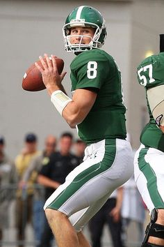 Kirk Cousins: Is He Ready to Lead Michigan State Spartans in 2010?