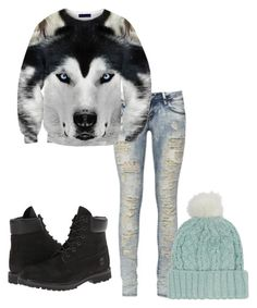 Untitled #198 by abbylexus on Polyvore featuring polyvore, fashion, style, Timberland, Pink Soda, women's clothing, women's fashion, women, female, woman, misses and juniors