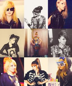 CL of 2NE1