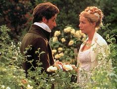 Gwyneth Paltrow as the endlessly interfering Emma Woodhouse and Jeremy Northam as her eventual true love Mr Knightley are splendid in what had been the long awaited film of Jane Austen's dazzlingly… Emma Jane Austen Movie, Emma Movie, Jane Austen Books, I Movie, Emma 1996, Jeremy Northam, Emma Woodhouse, Pride And Prejudice, Period Dramas