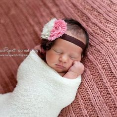 Newborn photo idea, love babies wrapped in cheese cloth!